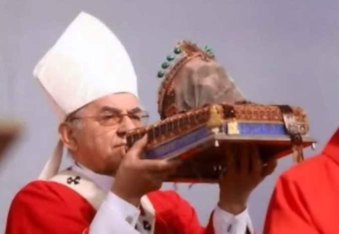 Culte des cranes au Vatican