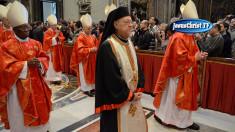 Messe satanique au Vatican