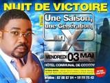 Affiche publicitaire franc-maçonnique