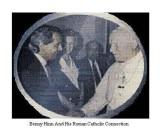 Qui se ressemble s'assemble (avec un pape)