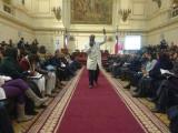 A l'assemblée nationale du Chili