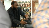 Owuor fait le shopping