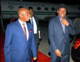 David Oyedepo et Goodluck Jonathan
