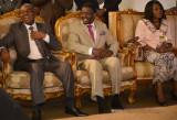 David Oyedepo sur son trône