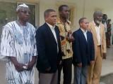 Les Apôtres nommés par Kacou-Bar-jésus
