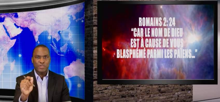 Imam denonce les églises