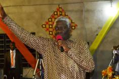 Le Dr Mamadou Philippe Karambiri