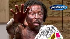 Le marabout Nana Kwaku Bonsam
