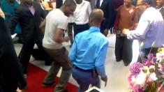 Le faux prophète Ivoirien Madou Abraham