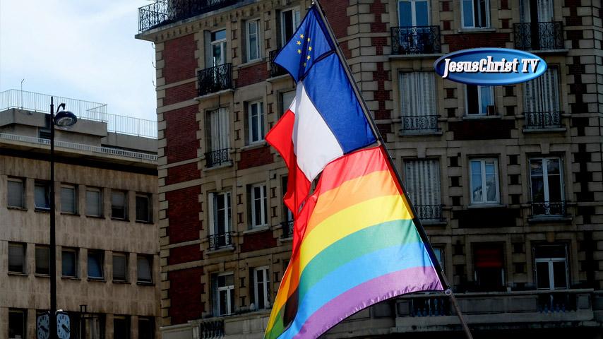 France sodomisée