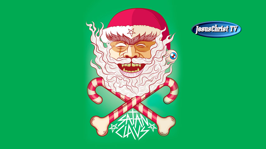 Noël, une fête satanique