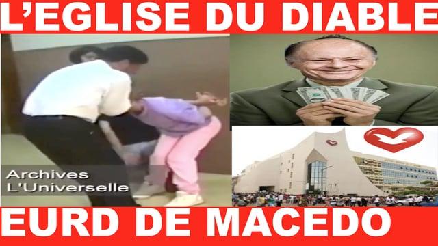 L'église satanique de Edir Macedo