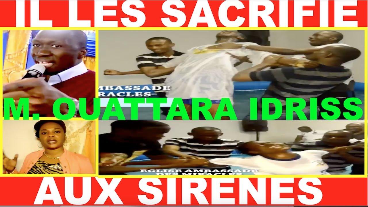 Le faux pasteur OUATTARA MOHAMED IDRISS