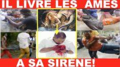 MOÏSE MBIYE sacrifie les gens à sa sirène GUÉGUÉ
