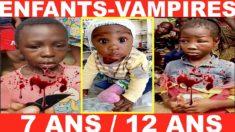 Des fillettes sorcières du Gabon